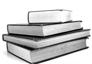Imagen de pila de libros