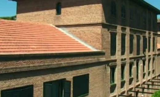 Imagen del edificio de la Residencia de Estudiantes