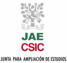 Logo de la Junta para la Ampliación de Estudios