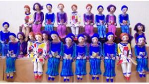 Maestritas de cerámica