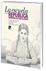 Portada del libro La escuela de la República