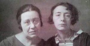 Imagen de las hermanas Úriz