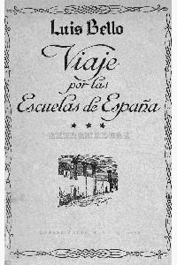 Portada del libro Viaje por las escuelas de España: volumen 3