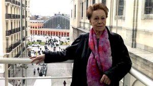 Imagen de Natalia Samnartín, hija de los represaliados