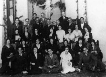 Imagen de la familia de Dorotea Barnés,