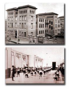 Imagen edificio escolar