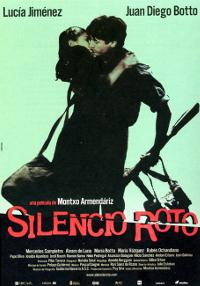 Cartel de la película Silencio roto