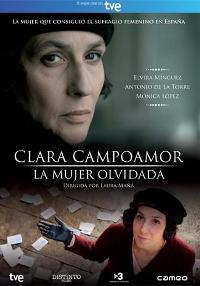 Cartel de la película Clara Campoamor, la mujer olvidada