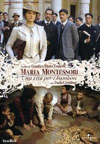 Cartel de la película Maria Montessori, una vida dedicada a los niños