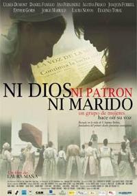 Cartel de la película Ni Dios ni patrón ni marido