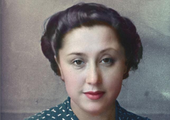 Retrato de Luisa Carnés