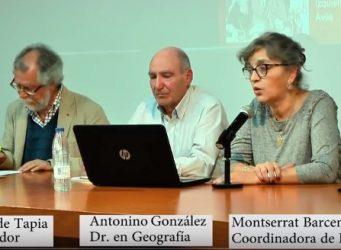 Imagen de los conferenciantes
