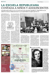 Portada del Diario de Burgos