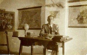 Imagen del maestro Enrique Asensi