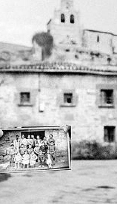 Imagen de la escuela de Bañuelos