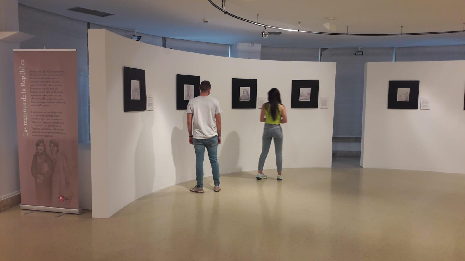 Imagen de la exposición Memoria de Una Ilusión